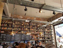 Caffé Nero in der Regent Street